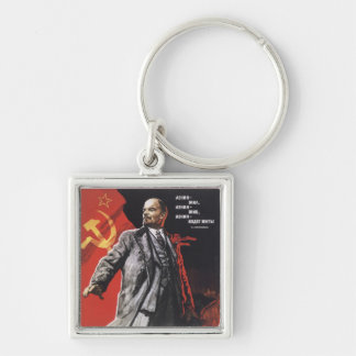 Lenin Keychain