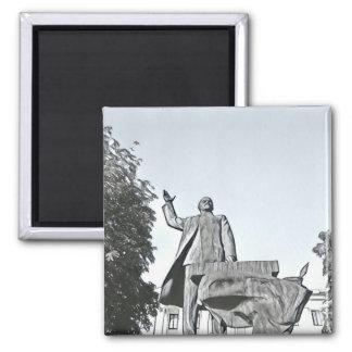 Lenin Monument Sketch Magnet