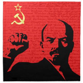 Lenin Napkin