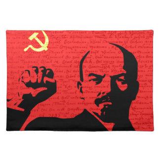 Lenin Placemat