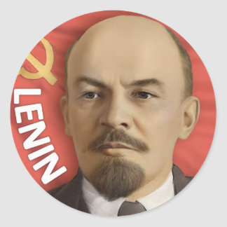 """LENIN"" Stickers"