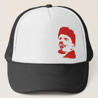 lenin trucker hat