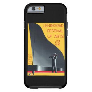 Leningrad Festival of the Arts Tough iPhone 6 Case