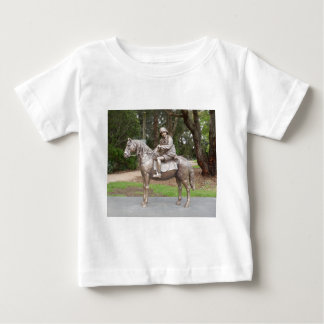 Lennie Gwyther on Ginger Mick Baby T-Shirt