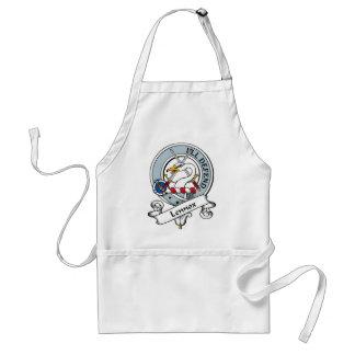 Lennox Clan Badge Standard Apron