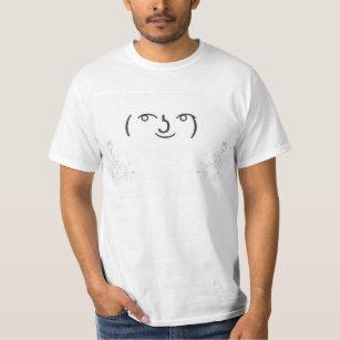 ac2b89d5 Lenny Face T-Shirts & Shirt Designs | Zazzle.ca