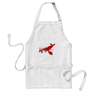 lenny lobster standard apron