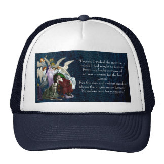 Lenore among the Angels. Trucker Hat