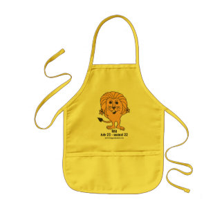 Leo Apron for Kids