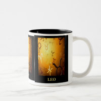LEO ASTROLOGY MUG