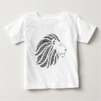 Leo Astrology Zodiac Sign Word Cloud Baby T-Shirt