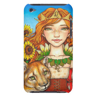 Leo Barely There iPod Case