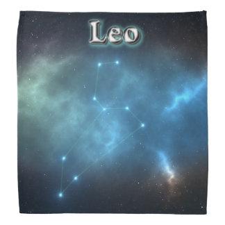 Leo constellation bandana