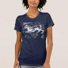Leo Constellation Hevelius 1690 July23 - August 22 T-Shirt