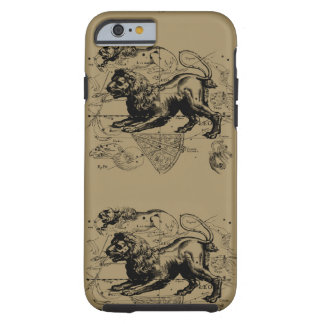 Leo Constellation Hevelius 1690 July 23  August 22 Tough iPhone 6 Case