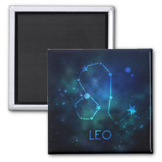 Leo Constellation Magnet