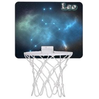 Leo constellation mini basketball hoop