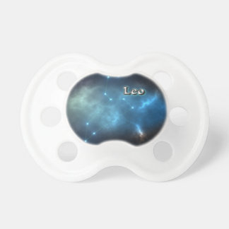 Leo constellation pacifier
