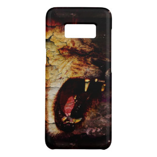 Leo horoscope safari wild Animal African Lion Case-Mate Samsung Galaxy S8 Case