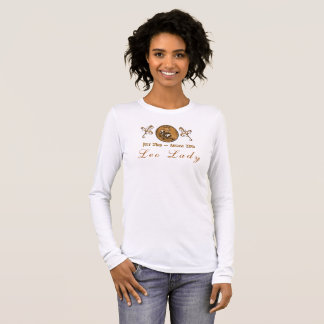 Leo Lady -- women's long sleeve t-shirt