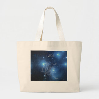 Leo Large Tote Bag