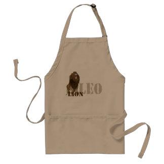 Leo Lion Standard Apron