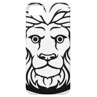 Leo Lion Zodiac Sign Case For The iPhone 5