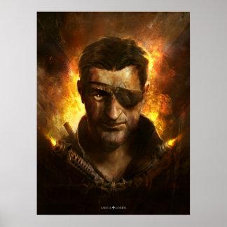 Léo Major Poster