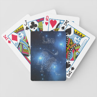 Leo Poker Deck