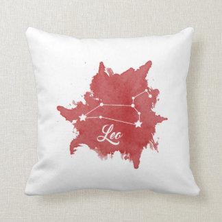 Leo Star Sign Pillow