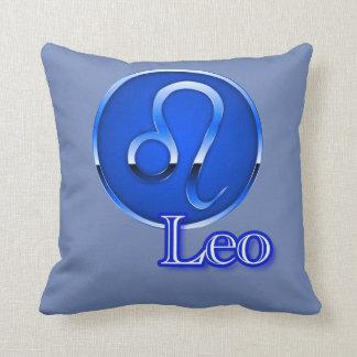 Leo --Sun Sign --Pillow Throw Pillow