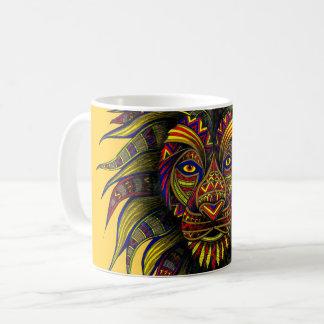 Leo Symbol Coffee Mug