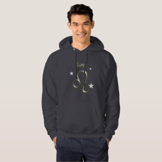 Leo symbol hoodie