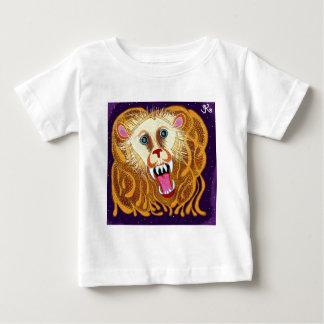 Leo the Golden Lion Baby T-Shirt
