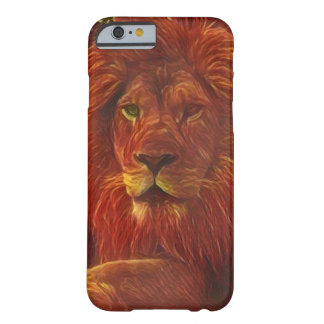Leo the Lion Barely There iPhone 6 Case
