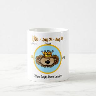 Leo the Lion - Horoscope Coffee Mug