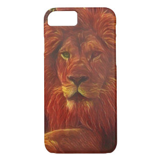 Leo the Lion iPhone 7 Case