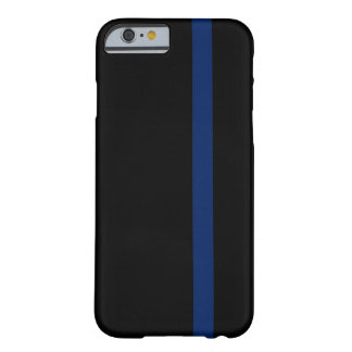 LEO Thin Blue Line Barely There iPhone 6 Case