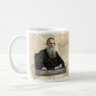 Leo Tolstoy Historical Mug