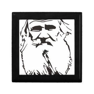 Leo Tolstoy Keepsake Box