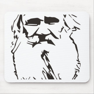 Leo Tolstoy Mouse Pad