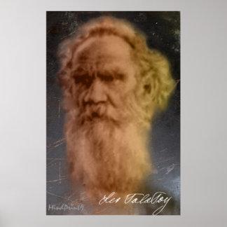 Leo Tolstoy Poster