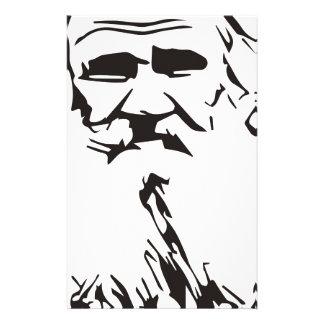 Leo Tolstoy Stationery