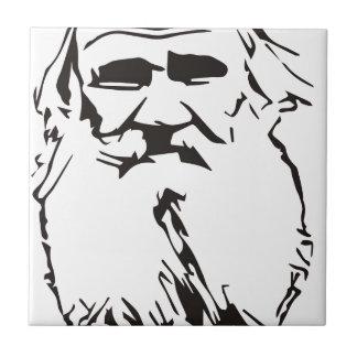 Leo Tolstoy Tiles