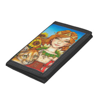Leo Tri-fold Wallet