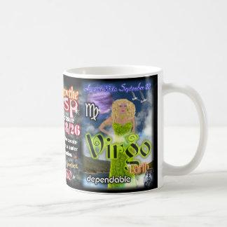 Leo Virgo cusp astrology Coffee Mug