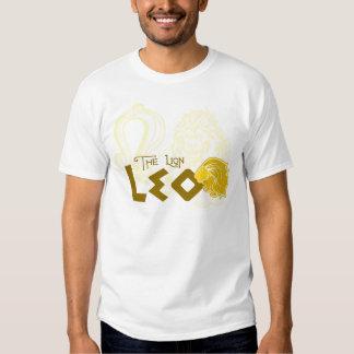 Leo Zodiac design Tees