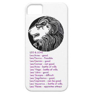 Leo - Zodiac Phone case