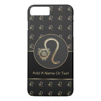 Leo Zodiac Sign Personalized iPhone 8 Plus/7 Plus Case