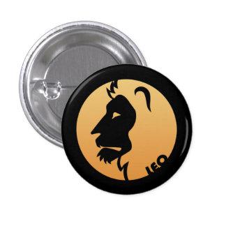 Leo Zodiac Sign Pin